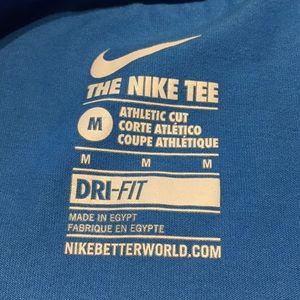 Nike Tops - Nike women's dri-fit athletic cut graphic tee
